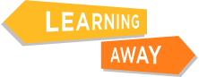 Learning Away logo